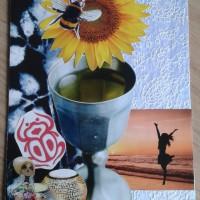 Zielekaart : Vreugde!