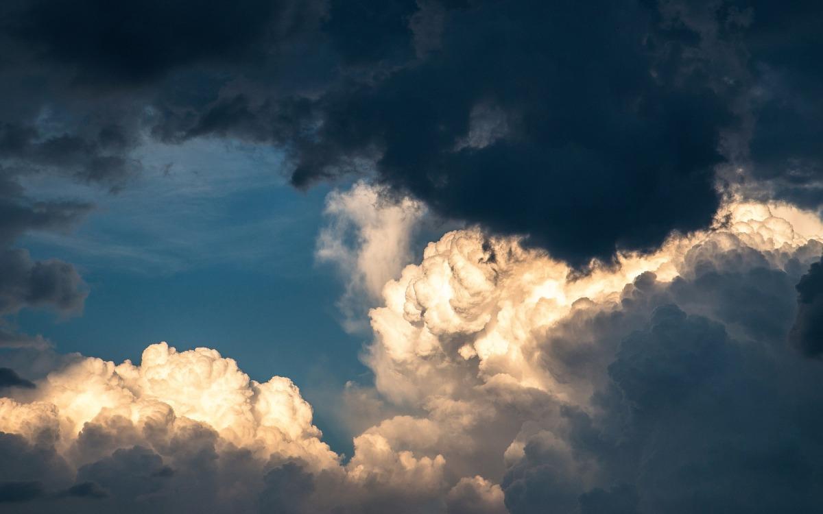 Wolkenformatie