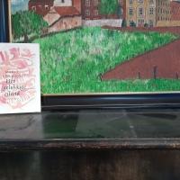 Schrijfreis Het gelukkige eiland - uitnodiging